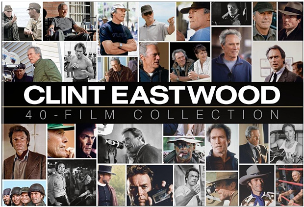 Clint Eastwood 40-Film Collection