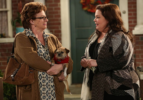 Rondi Reed, Suzy Q, and Melissa McCarthy