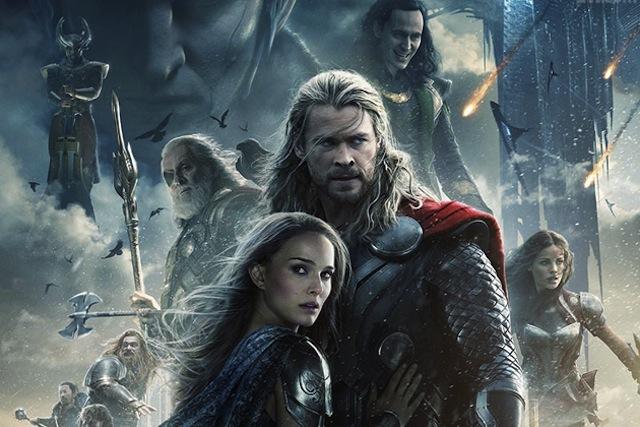 Movie Review – Thor: The Dark World