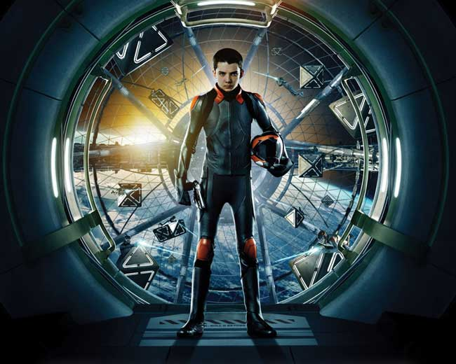 Ender's Game DVD Review