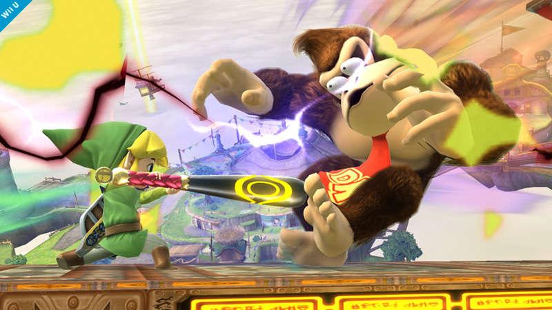 Super Smash Bros Brawl Home Run Bat
