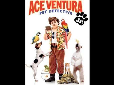 Ace Ventura Pet Detective Jr. – DVD Review