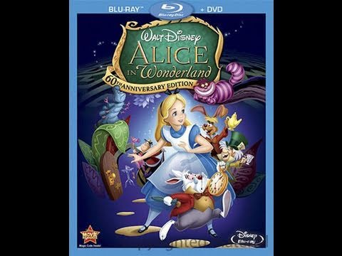 Alice in Wonderland Blu-ray Review