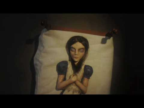 American McGee's Return of Alice Now Has Teaser, Is Creepy