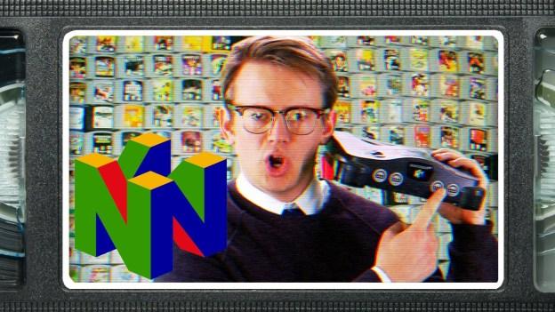 An N64 Christmas
