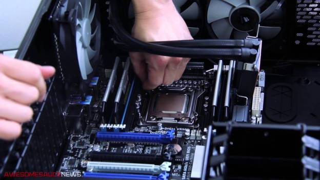 System Config – High-End Editing PC!!