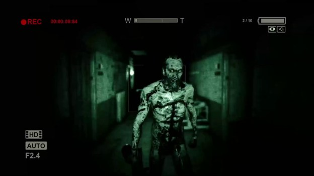 Outlast – Whistleblower Trailer