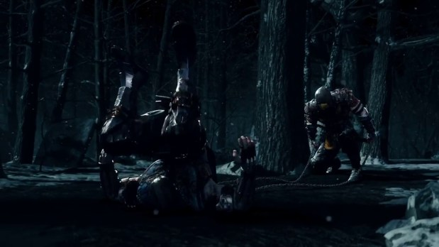 Mortal Kombat X Announce Trailer