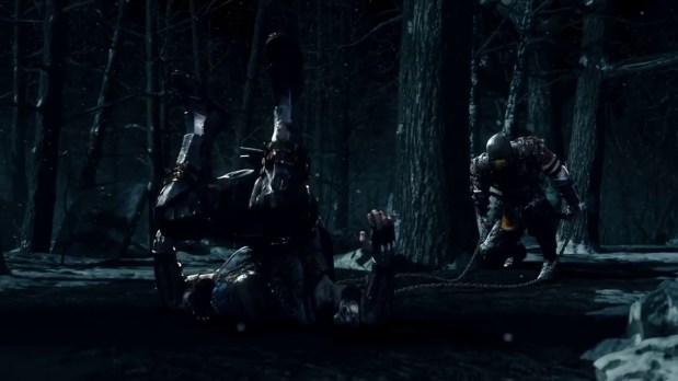 Mortal Kombat X Announce Trailer