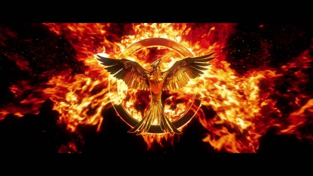The Hunger Games Mockingjay Part 1 Teaser