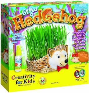 Hedhog Chia pet like planter