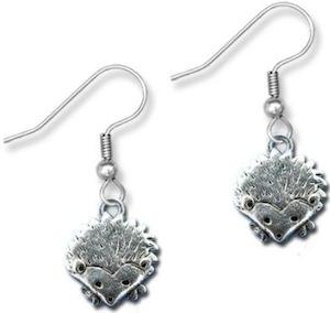 hedgehog fun jewelry