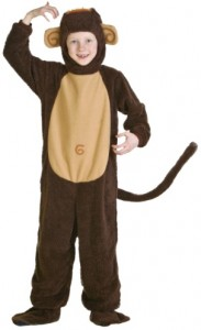 Monkey Costume for Children