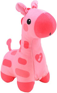 Fisher-Price Soothe And Glow Plush Giraffe (pink or yellow)