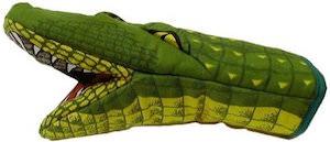 Alligator Shape Oven Mitt