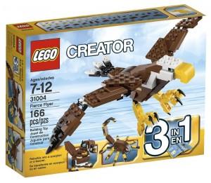 Bald Eagle LEGO Set