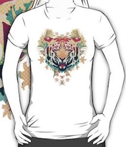 Women's Tiger T-Shirt