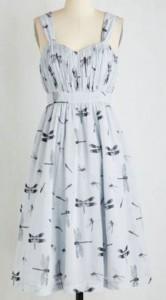Dragonfly Summer Dress