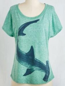Hammerhead Shark Women's T-Shirt