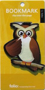Owl Bookmark