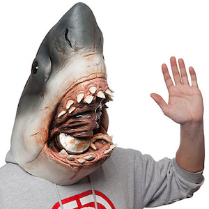 Halloween Shark Mask