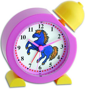 Kids Horse Alarm Clock
