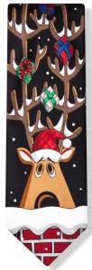 Christmas Reindeer Necktie