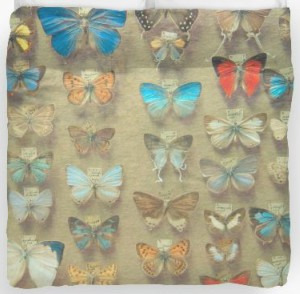 Butterfly Collection Duvet Cover