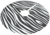 Zebra Print Tree Skirt