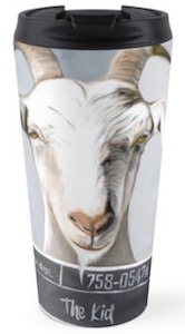 The Kid Goat Travel Mug