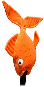 GoldFish Golf Club Head Cover