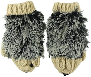 Hedgehog Women's Gloves