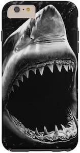 Shark Bite iPhone 6 Series Case