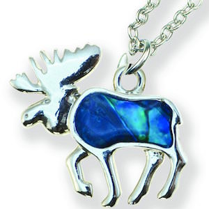 Moose Shell Necklace