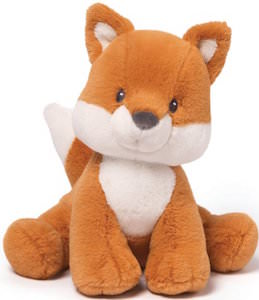 Rocco The Plush Fox Toy From Gund