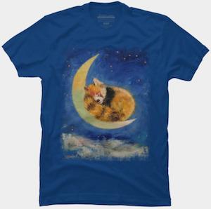 Red Panda Dreams T-Shirt