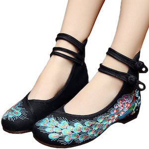 Peacock women's shoes