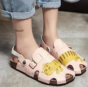 Women's Tiger Sling Sandals