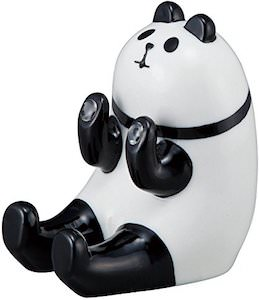 Panda Bear Phone Stand And Money Bank