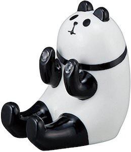 Panda Bear Phone Stand And Money Bank