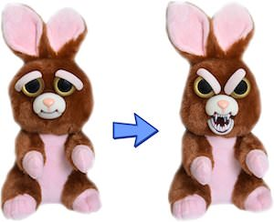 Bunny Feisty Pets Plush