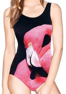 Women's Flamingo Swimsuit