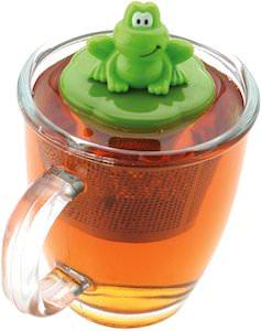 Frog On Leaf Tea Infuser