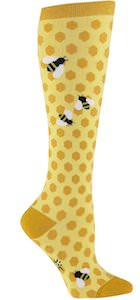 Women's Bee Knee Socks