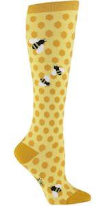 Women's Bee Knee Socks