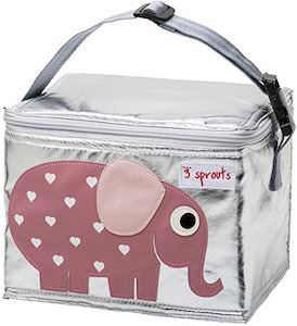 3 Sprouts Elephant Lunch Box