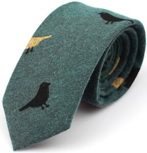 Little Birds Neck Tie