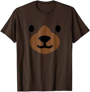 Bear Face T-Shirt