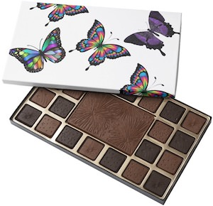 Butterfly Chocolate Box