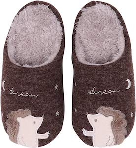 Dream Hedgehog Slippers